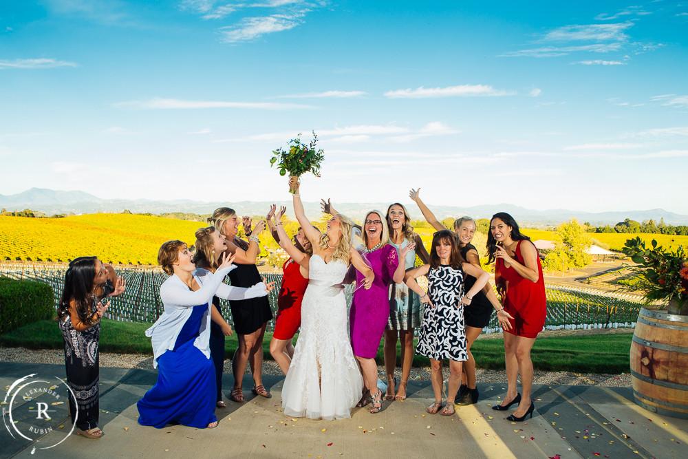 Russian River Wedding Alexander Rubin Photography