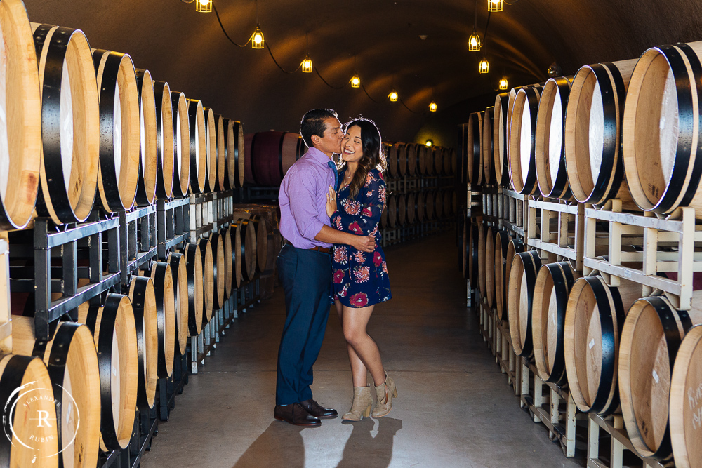 Napa Valley Wedding Proposal Photography
