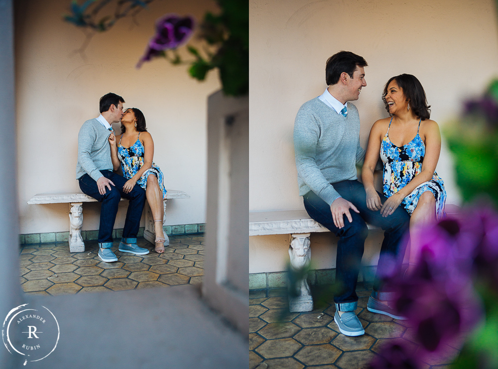 San Francisco and Golden Gate Bridge Engagement Session 0007