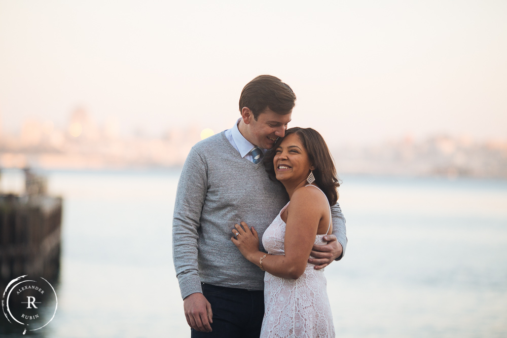 San Francisco and Golden Gate Bridge Engagement Session 0014