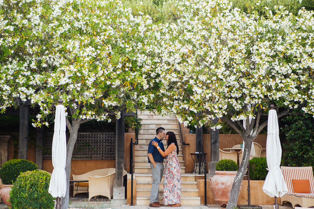 Auberge Du Soliel Proposal Photography by Alexander Rubin Photography