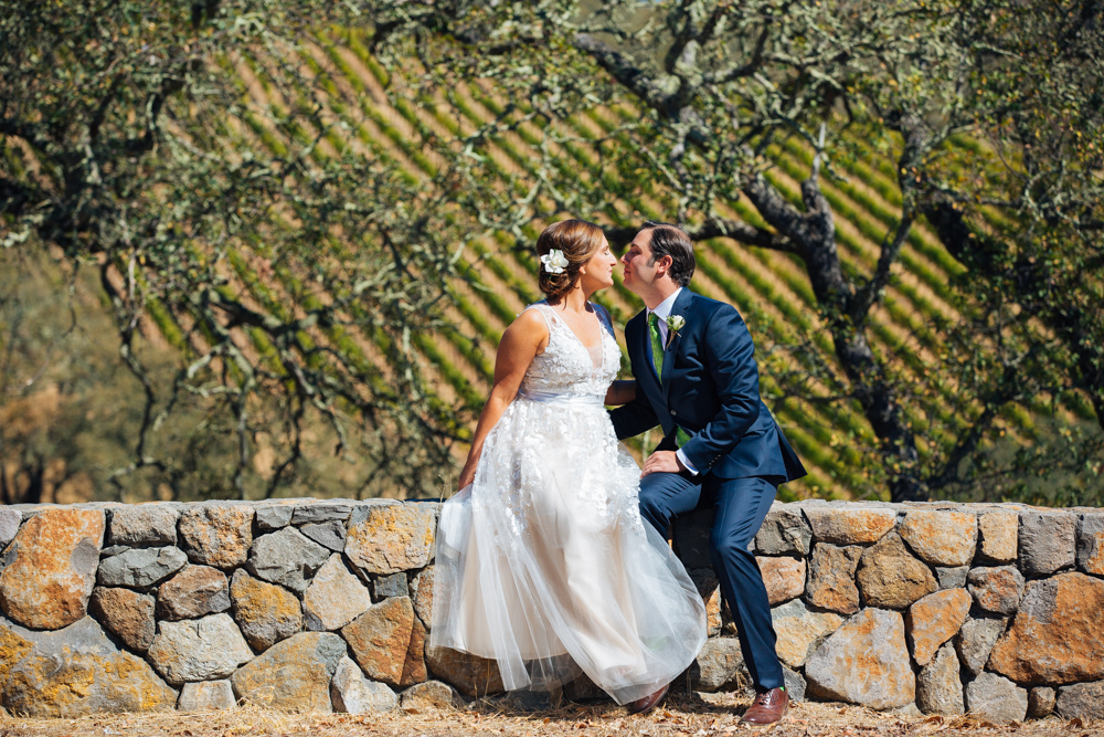 Alexander Rubin Photography Howell Moutain Private Estate Wedding